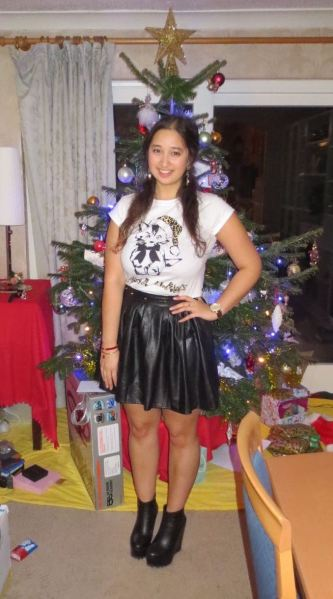 Killer Fashion Nirina Christmas