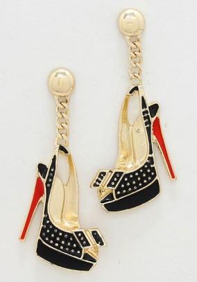 Glitz N Pieces €16.50 - Stiletto Earrings http://bit.ly/1s9vdg2