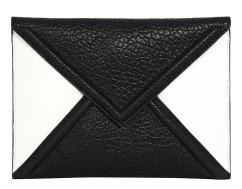 McQ Alexander McQueen €275 - Contrast Envelope Clutch Bag http://bit.ly/1AxIoxX