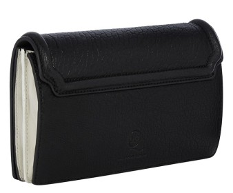 McQ Alexander McQueen €395 - Fold Chain Clutch Bag http://bit.ly/1wdKz3w
