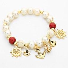 Glitz N Pieces €16.50 - Nauctical Charm Bracelet http://bit.ly/1s2ehxx
