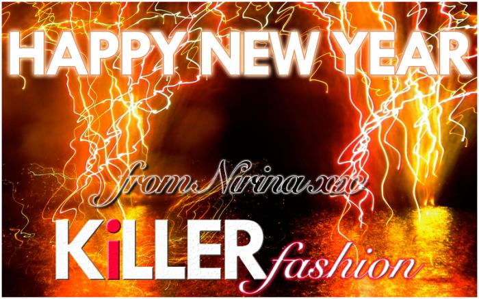 Killer Fashion Happy New Year