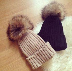 Glitz N Pieces €21.50 - Pom Pom Hat http://bit.ly/1Imb8gT