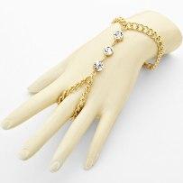 Glitz N Pieces €14 - Sparkle Bracelet Ring http://bit.ly/1s9FHvK
