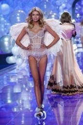 Irish model Stella Maxwell