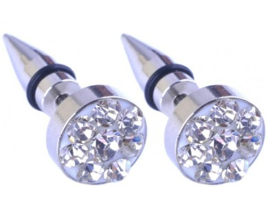 Glitz N Pieces €8 - Taper Studs http://bit.ly/1zCyito