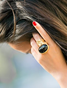 Glitz N Pieces €12 - Tibu Ring http://bit.ly/1yEVI34