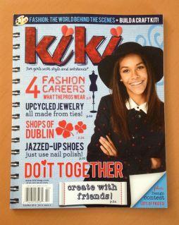 Killer Fashion Kiki Magazine Nirina Plunkett