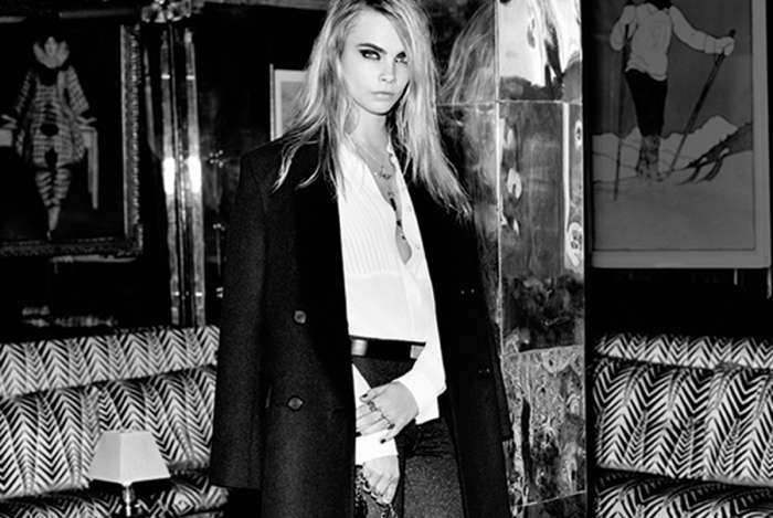 Cara Delevingne Killer Fashion
