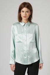 Topshop Boutique £80/€102.40 - Silk Satin Shirt http://bit.ly/1DylfhI