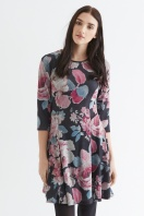 Oasis €44 - Oversized Floral Dress http://bit.ly/1C293oZ