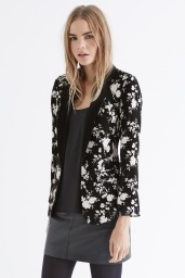 Oasis €85 - Shadow Rose Jacket http://bit.ly/1DyijBz