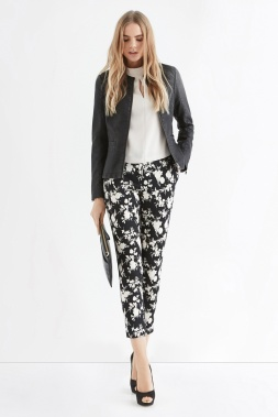 Oasis €44 - Shadow Rose Trousers http://bit.ly/1smiHPM
