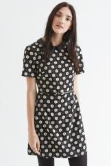 Oasis €50 - Pansy Dot Shift Dress http://bit.ly/1zq5gkh