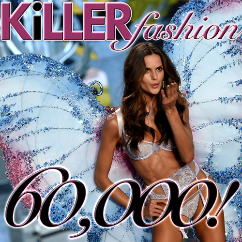 Killer Fashion Victorias Secret 60k