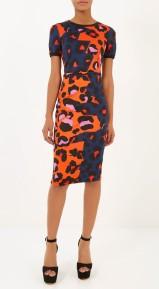 River Island €60 - Leopard Print Sporty Column Dress http://bit.ly/1yvrWQq