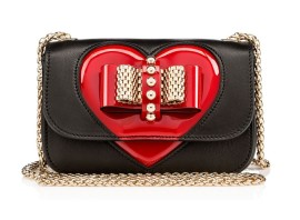 Christian Louboutin €995 - Sweety Charity Nu Valentines http://bit.ly/1D6BMpN