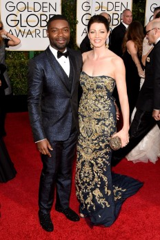 David & Jessica Oyelowo
