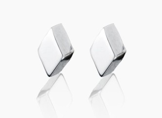 Edge Only by Jenny Huston €79 - Diamond Earrings http://bit.ly/1yyY7gn