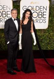 George Clooney & Amal Alamuddin Clooney