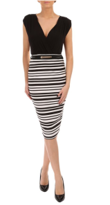 Jane Norman @ House of Fraser €52.40 - Striped 2 In 1 Dress http://bit.ly/15sgmIv