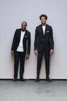 Joe & Charlie Casely-Hayford