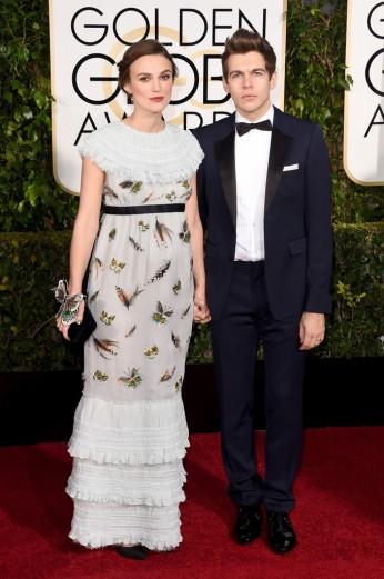 Keira Knightley & James Righton