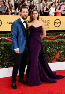 Matthew McConnaughey & Camila Alves