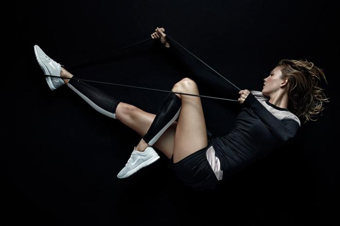 Killer Fashion Nike Karlie Kloss