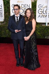 Robert Downey Jr. & Susan Downey