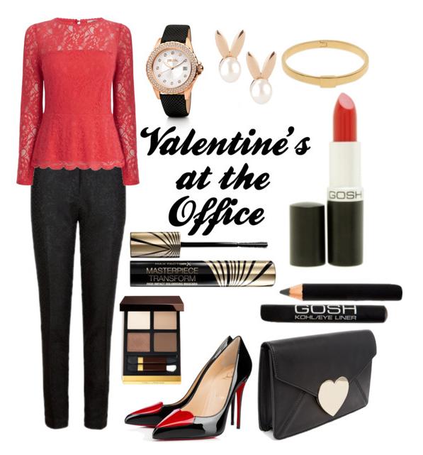 Killer Fashion Valentine's Day Office