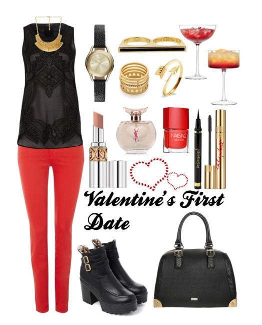 Killer Fashion Valentines Day