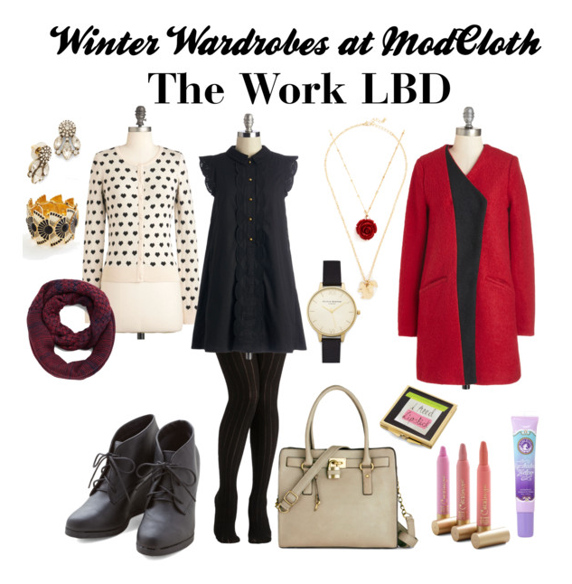 Winter Wardrobes at ModCloth