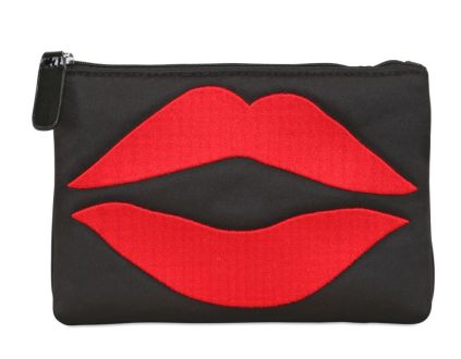 Lulu Guinness €80 - Lip Blot Coin Purse http://bit.ly/1C0p1gV