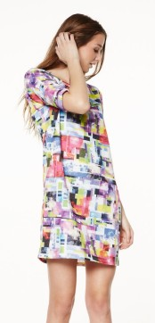 Noisy May @ Vero Moda €39.95 - Short Sleeve Printed Short Dress http://bit.ly/1Gza4UK