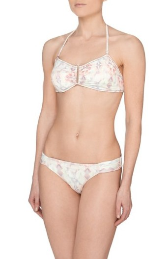 Beautiful Bottoms @ Brown Thomas from €70 - Apia Bandeau Bikini http://bit.ly/1vDGX1o