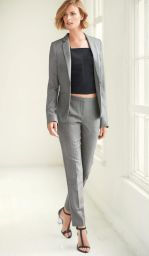 Next from €64 - Grey Wool Mix Suit http://ie.nextdirect.com/en/g73548s1#409049