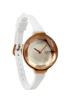 Rumba @ Topshop €41.31/£30 - Orchard Gem Mini White Watch http://bit.ly/1BHve4J