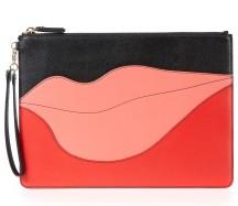 Diane von Furstenberg €137.99 - Flirty Soft Pouch http://bit.ly/1CuXhUm