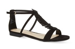 Nine West €90 - Zirysa Flat Sandals http://bit.ly/1ANyQys