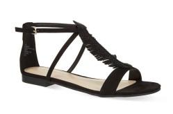 Nine West €90 - Zirysa Flat Sandals http://bit.ly/1ANyQys