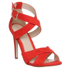Office €64.27/£48 - Passion Cross Strap Single Sole Sandals