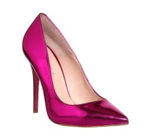 Office €87/£65 - On Tops Metallic Pumps http://bit.ly/1zBnfSv