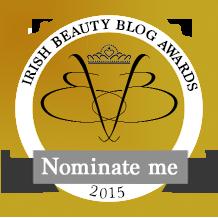 Irish Beauty Blog Awards 2015