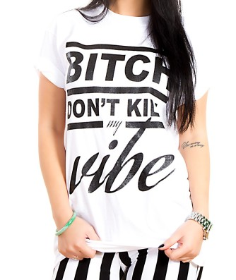 Hyori €19.95 - Bitch Dont Kill My Vibe http://bit.ly/1GX2cBf
