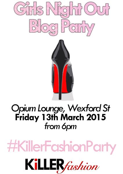 Killer Fashion blog party