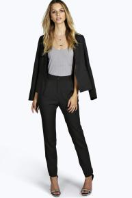 Boohoo from €20 - Lottie Suit Blazer & Tailored Trousers http://bit.ly/1iUyKQw // http://bit.ly/1NKVeR5