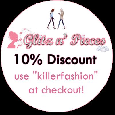 Glitz N Pieces Killer Fashion Nirina