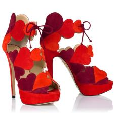 Charlotte Olympia €925 - Head Over Heels Sandals http://bit.ly/1BVpLBr