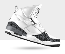 Nike €160 - Jordan Flight 45 High iD Basketball Shoes http://swoo.sh/1M6FfdE